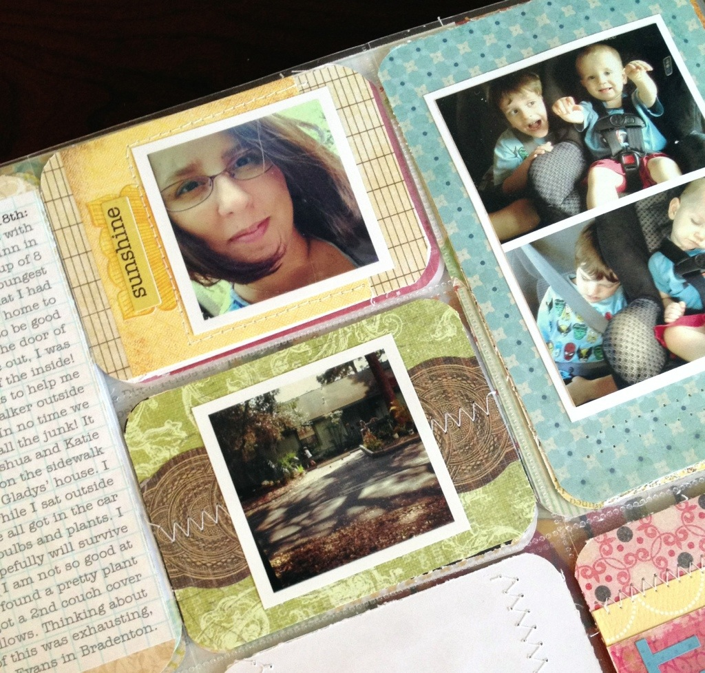 Project Life Week 7 by Nicole Seitler