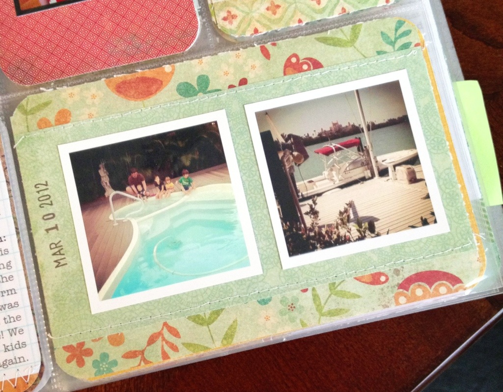 Project Life Week 10 by Nicole Seitler